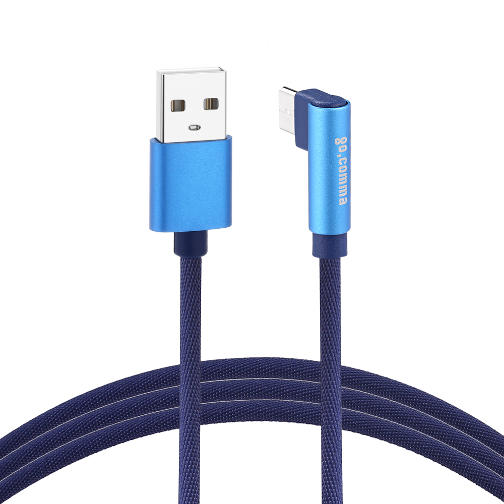 Gocomma Type-C Jeans Braided 2A USB Cable 1m Sale, Price & Reviews | Gearbest