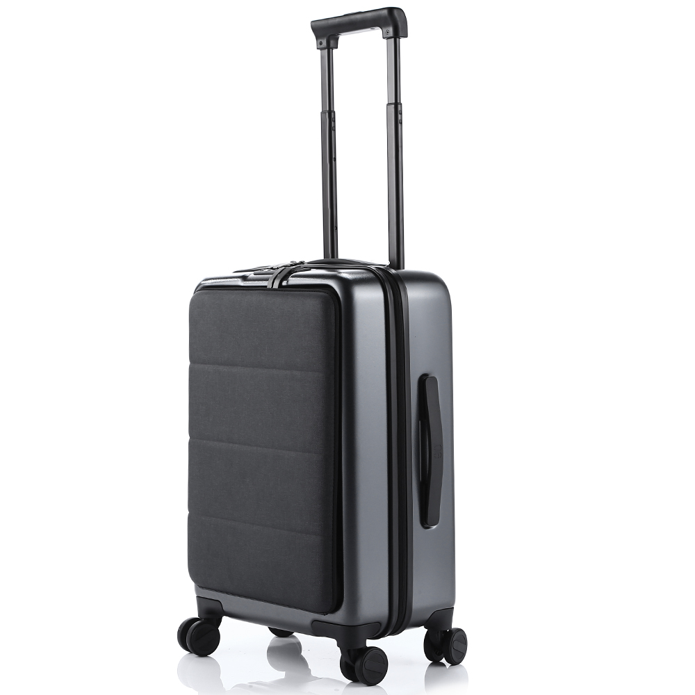 Xiaomi Double Lock Gray Luggage & Travel Bags Sale, Price & Reviews | Gearbest