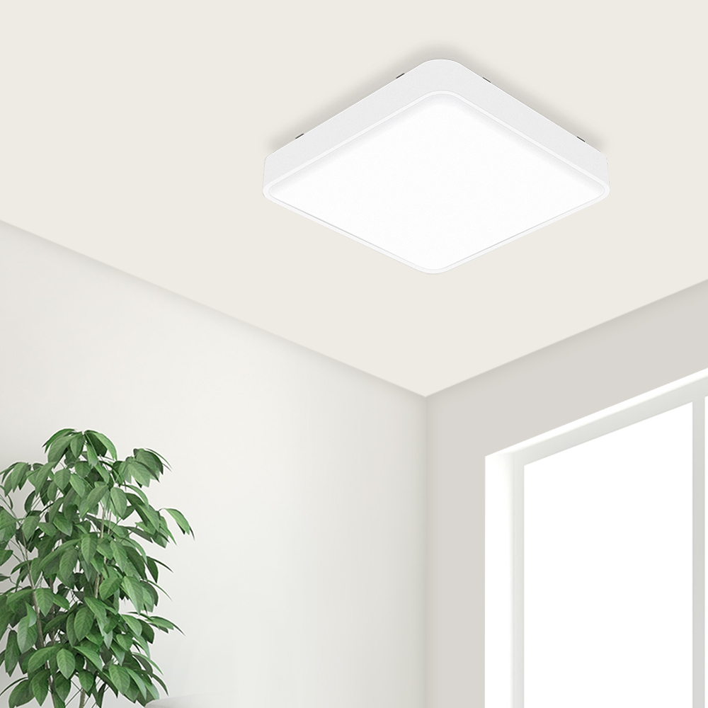 Yeelight YLXD10YL White Smart Ceiling Lights Sale, Price & Reviews | Gearbest
