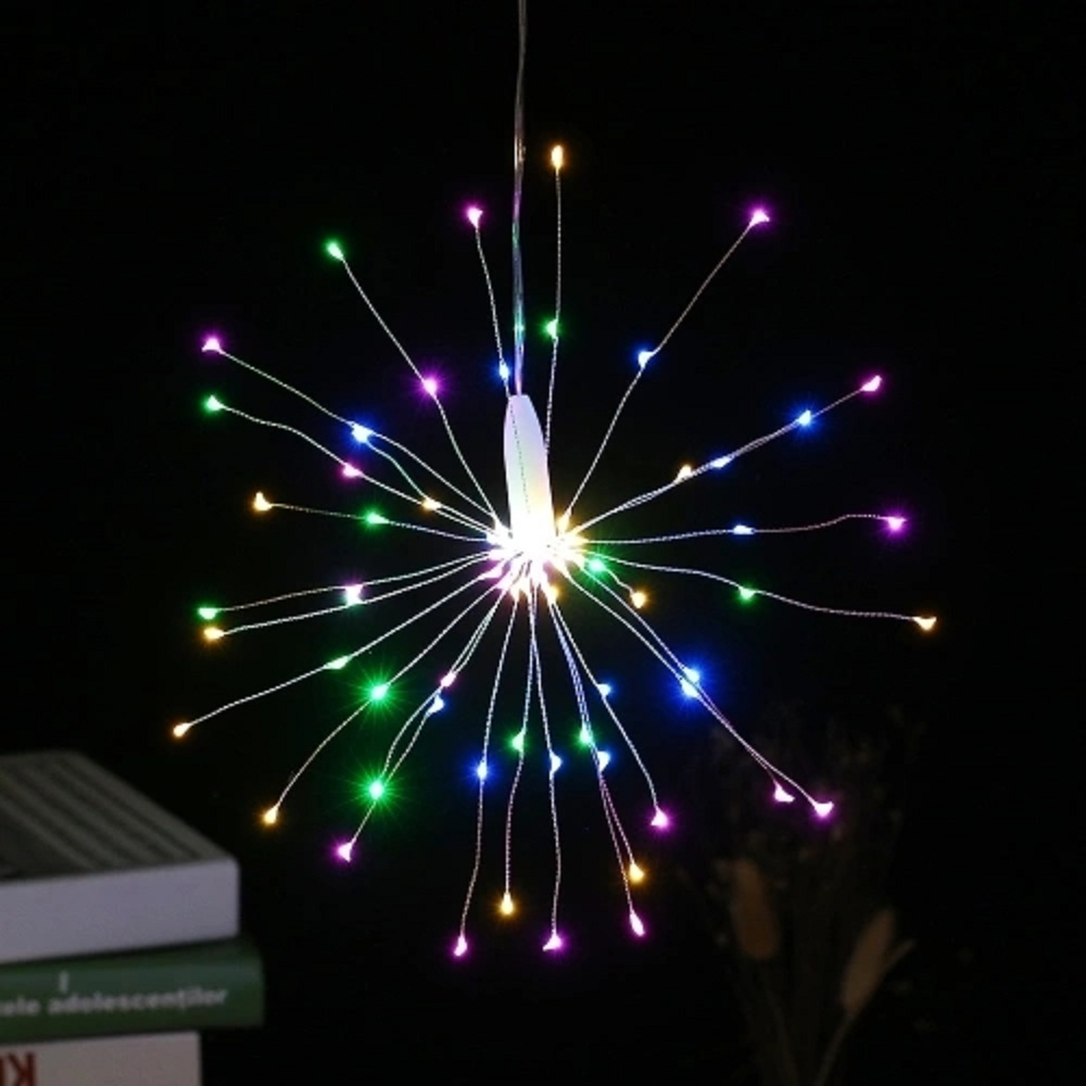 KPSSDD KPWJ003 LED Explosion Ball Style Copper Wire String Light Sale, Price & Reviews | Gearbest