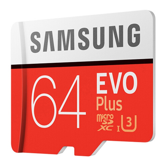 Samsung UHS - 3 Chestnut Red 64GB Memory Cards Sale, Price & Reviews | Gearbest