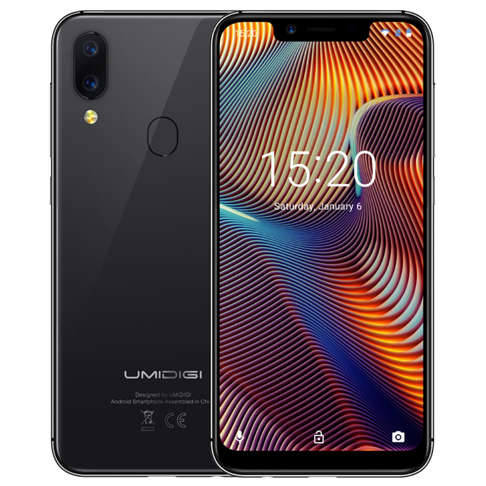 UMIDIGI A3 Pro 4G Smartphone Gray Cell phones Sale, Price & Reviews | Gearbest