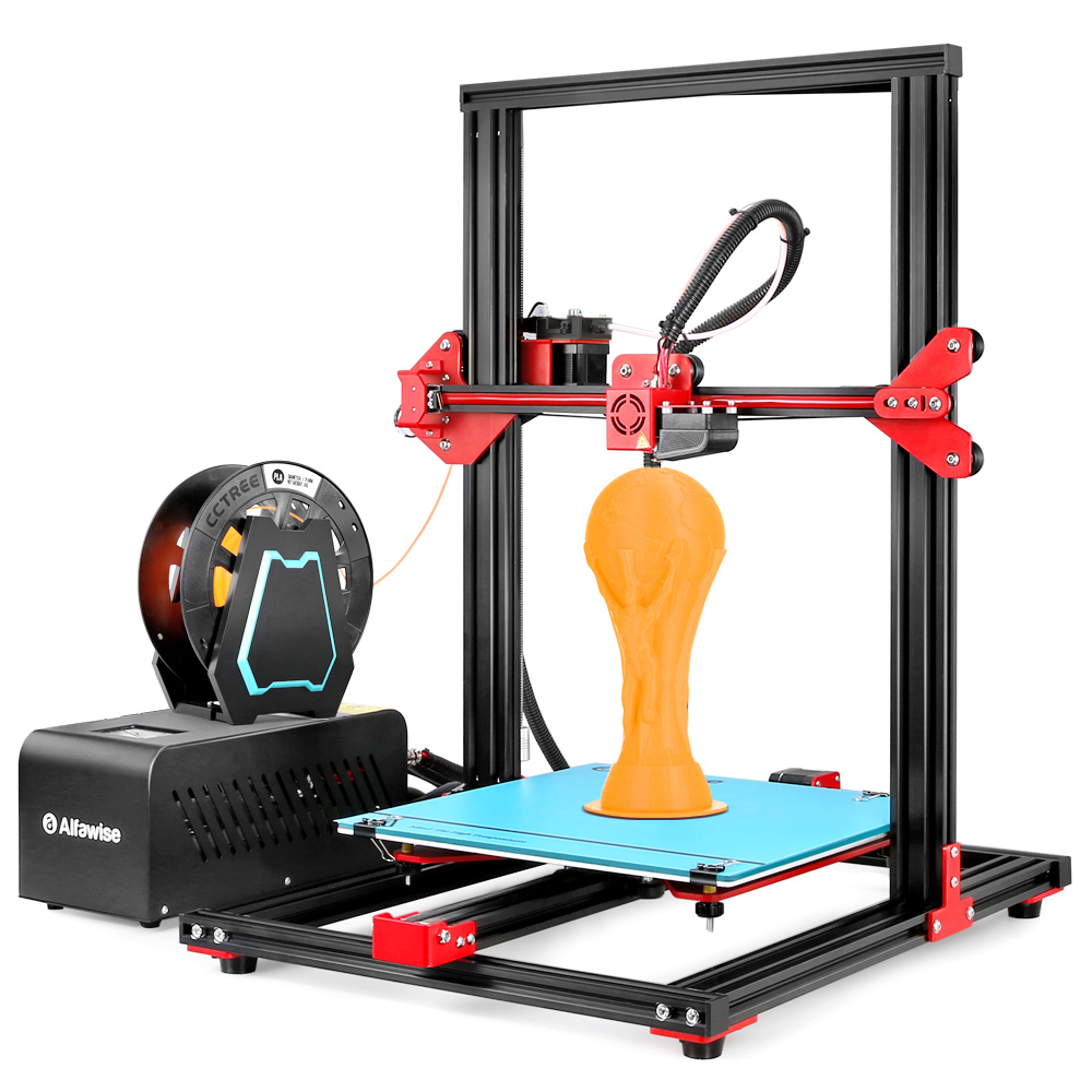 Alfawise U20 Black U20 EU Plug 3D Printers, 3D Printer Kits Sale, Price & Reviews | Gearbest