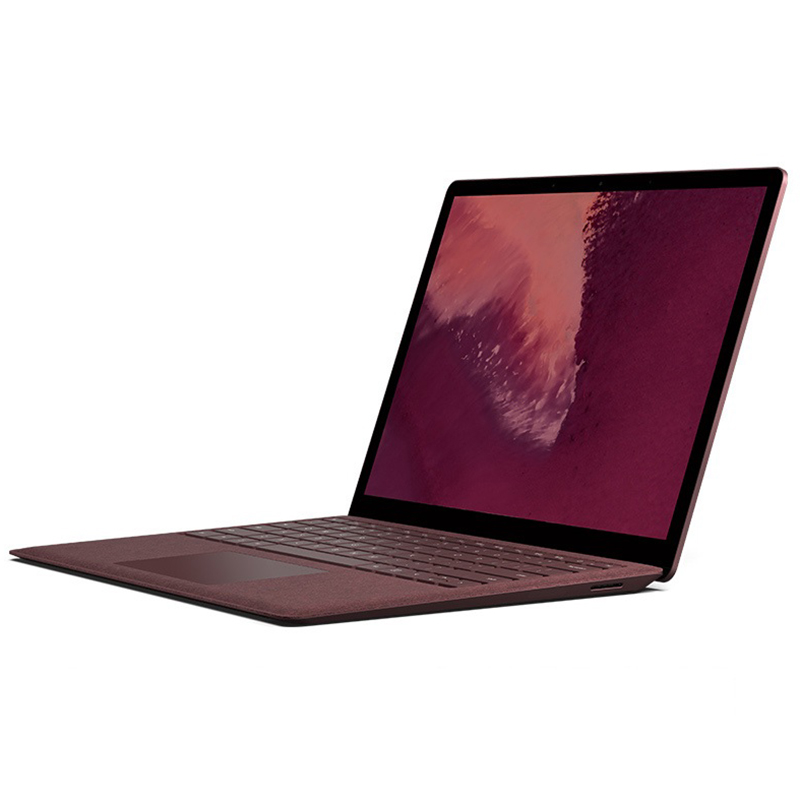 Microsoft Surface Laptop 2 Notebook - RED WINE