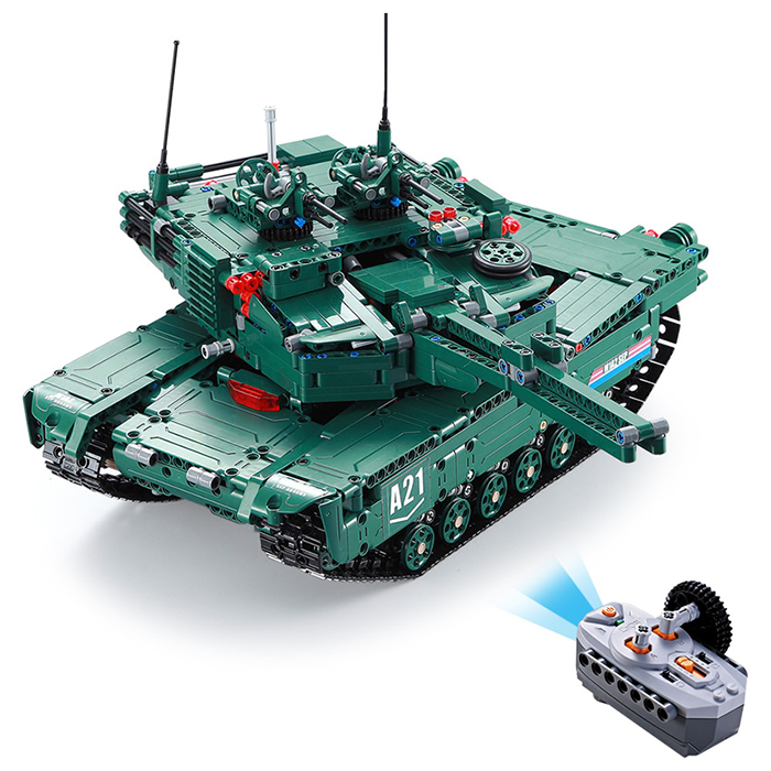 CaDA C61001W Military Series Building Assembled Tank Toys Sale, Price & Reviews | Gearbest