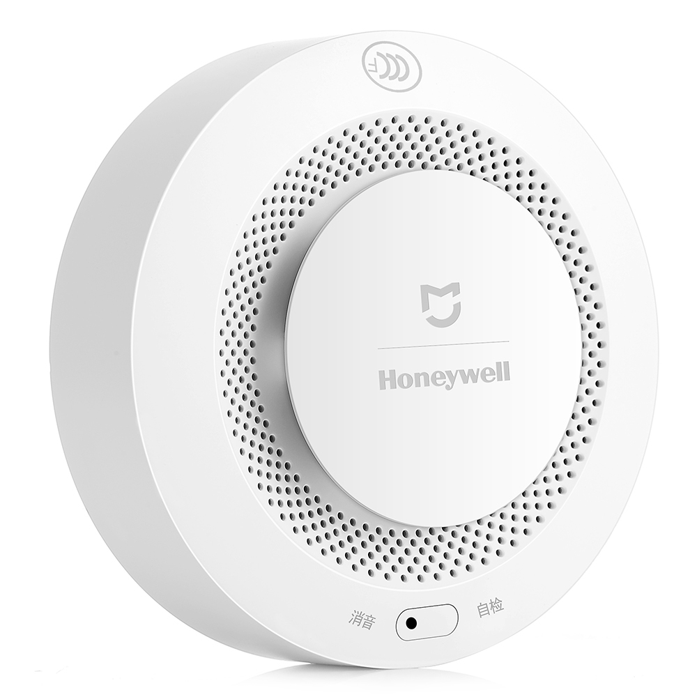 Xiaomi Mijia Honeywell Fire Alarm Detector White Fire Safety Sale, Price & Reviews | Gearbest