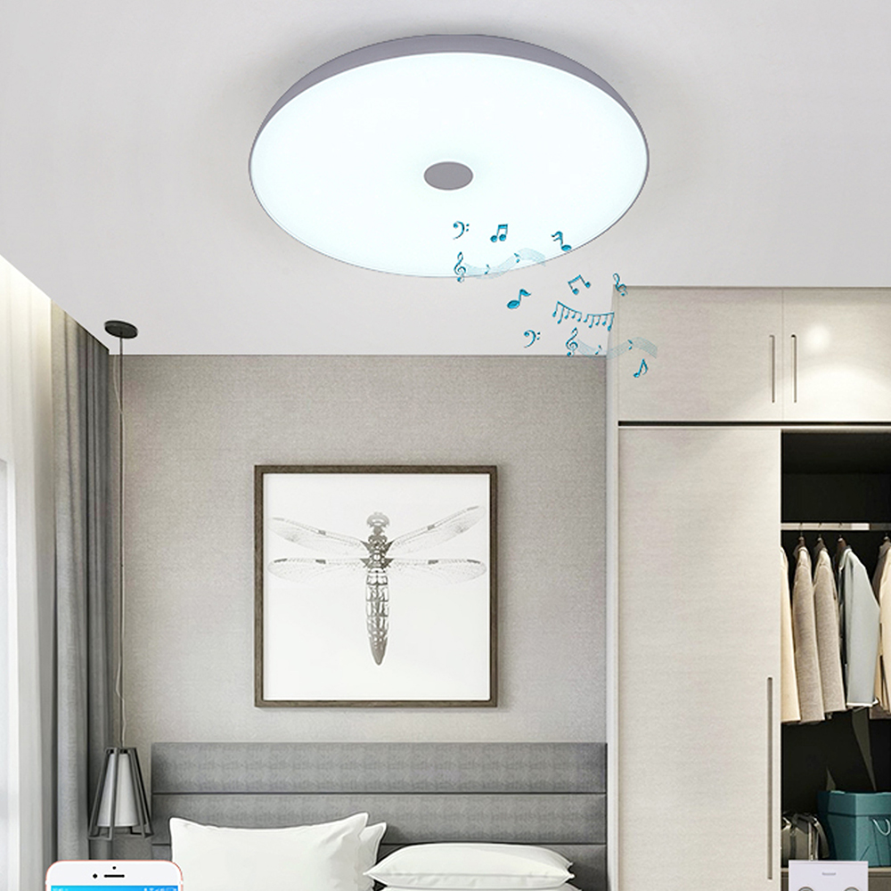 Modern Led Ceiling Lights Remote Control Youtube