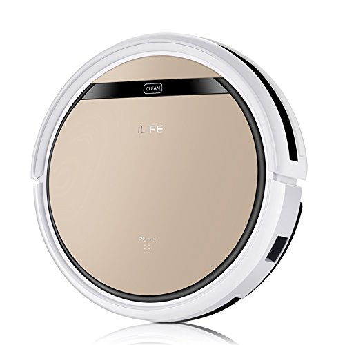 ILIFE V5S Pro Champagne gold EU Plug Vacuum Cleaners Sale, Price & Reviews | Gearbest