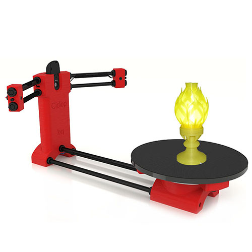 Ciclop Laser 3D Scanner Colormix 3D Scanners Sale, Price & Reviews | Gearbest