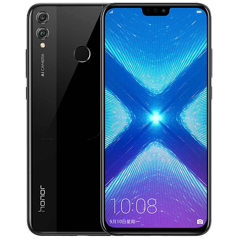 HUAWEI Honor 8X Black Cell phones Sale, Price & Reviews | Gearbest