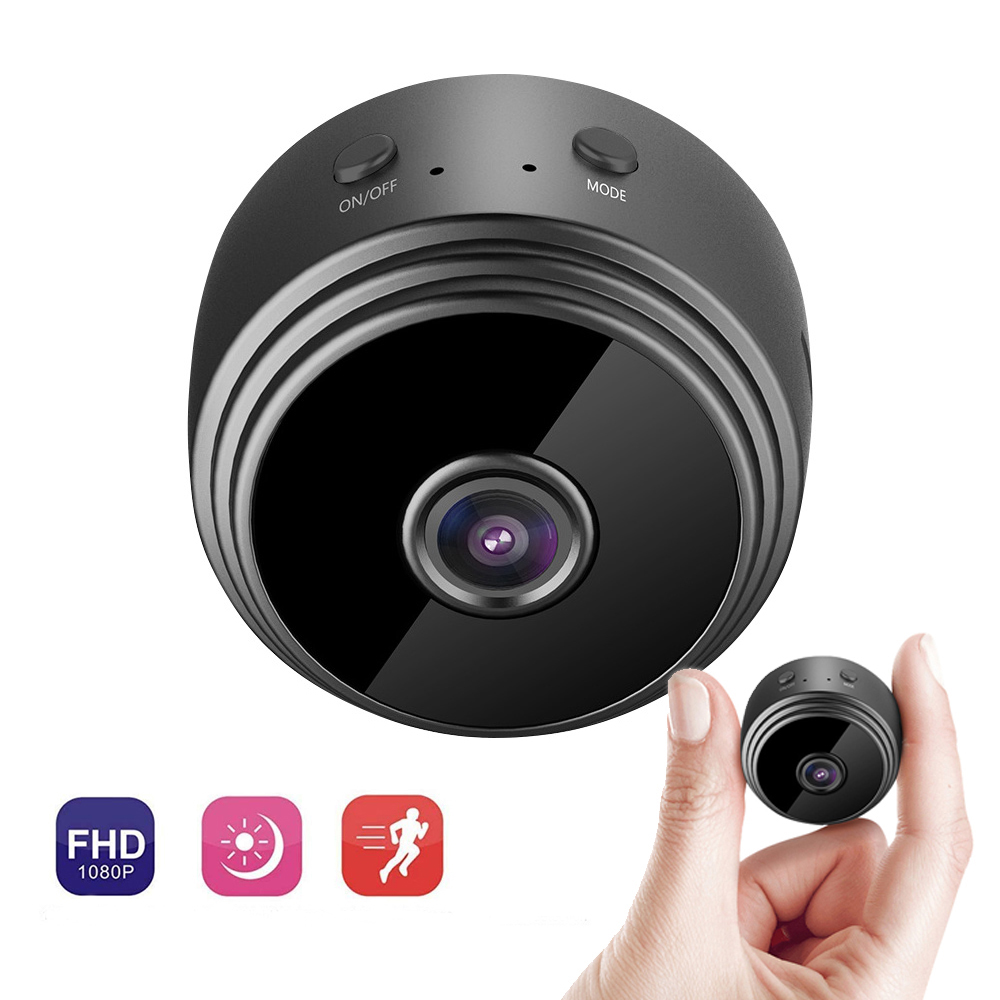 A9 Wifi 1080p Full Hd Night Vision Wireless Ip Camera Sale Price Reviews Gearbest