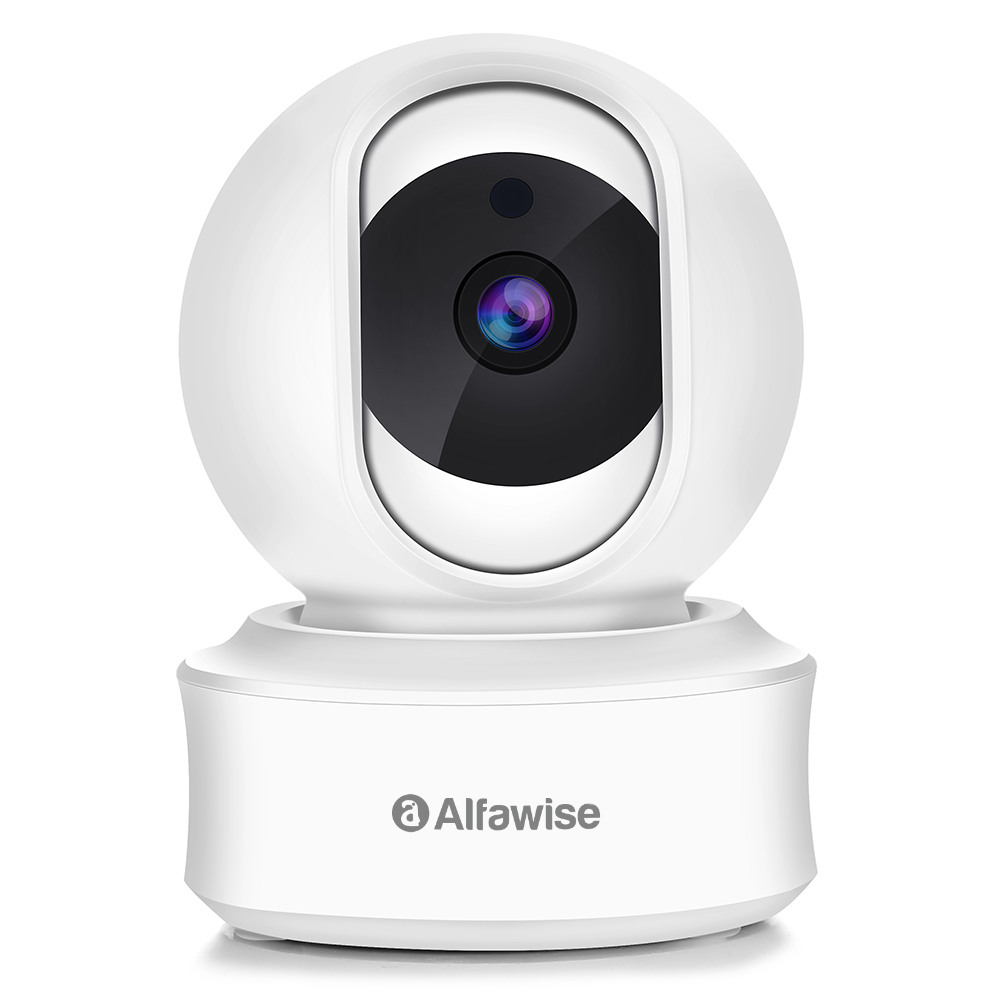 Alfawise Lilliput - 002 1080P Panoramic Wireless IP Camera Sale, Price & Reviews | Gearbest