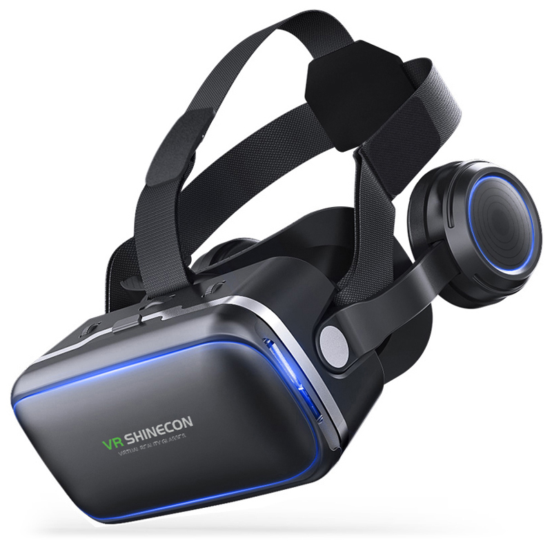 Vr 3d Virtual Device Headset Game Glasses Glasses Black Vr Headset Sale Price Reviews Gearbest