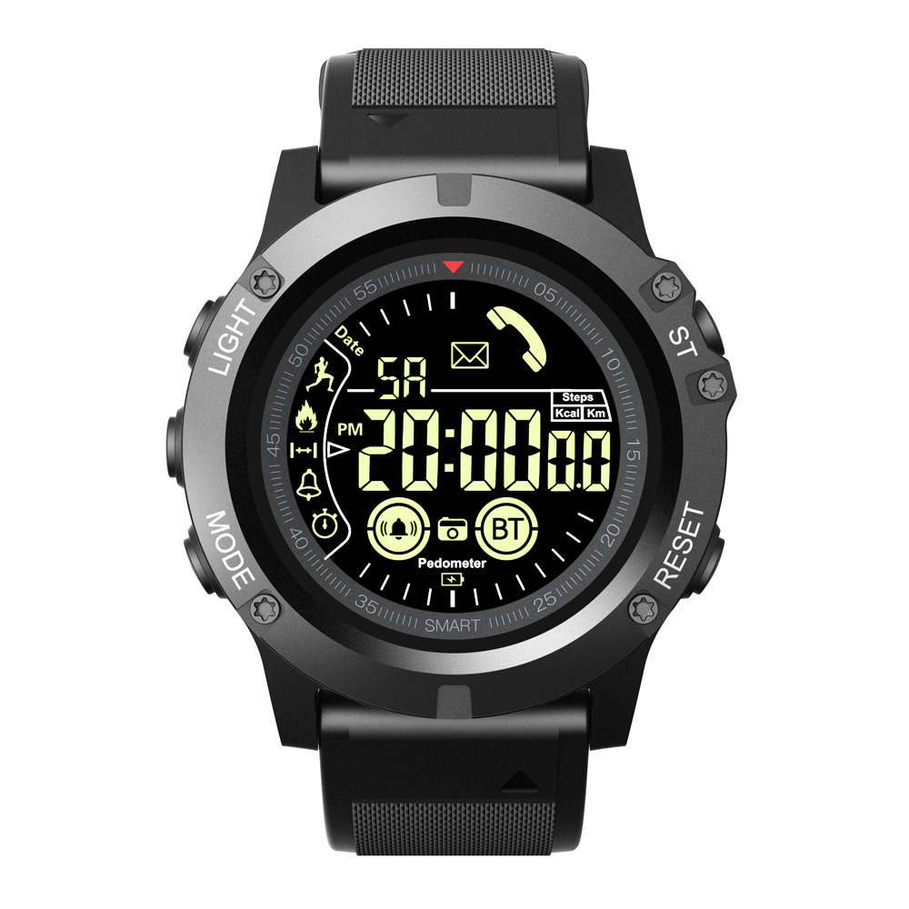 Alfawise EX17S Sports Smart Watch Android iOS Compatibility Sale, Price & Reviews | Gearbest