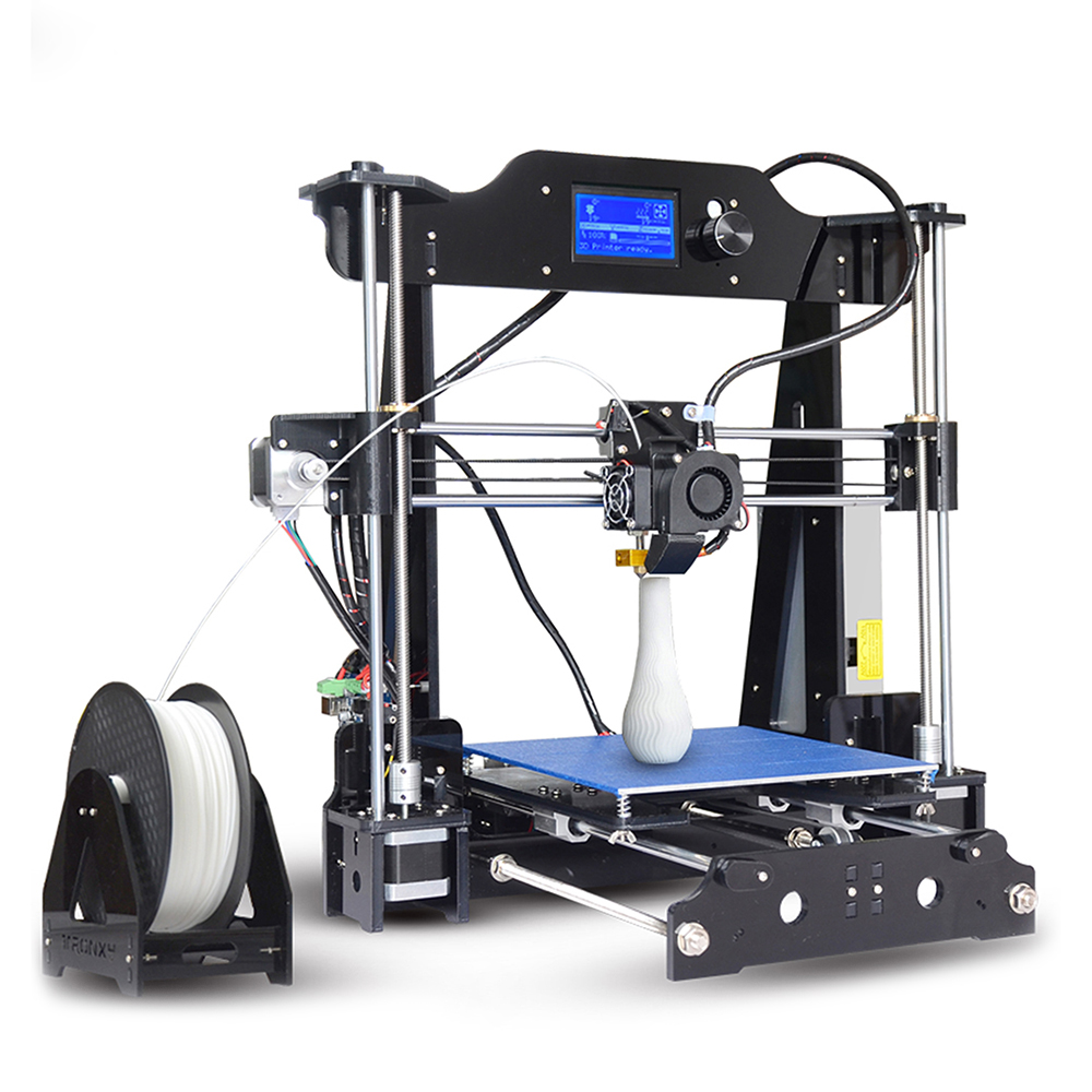 Tronxy X8 220 x 220 x 200mm Desktop DIY 3D Printer Sale, Price & Reviews | Gearbest