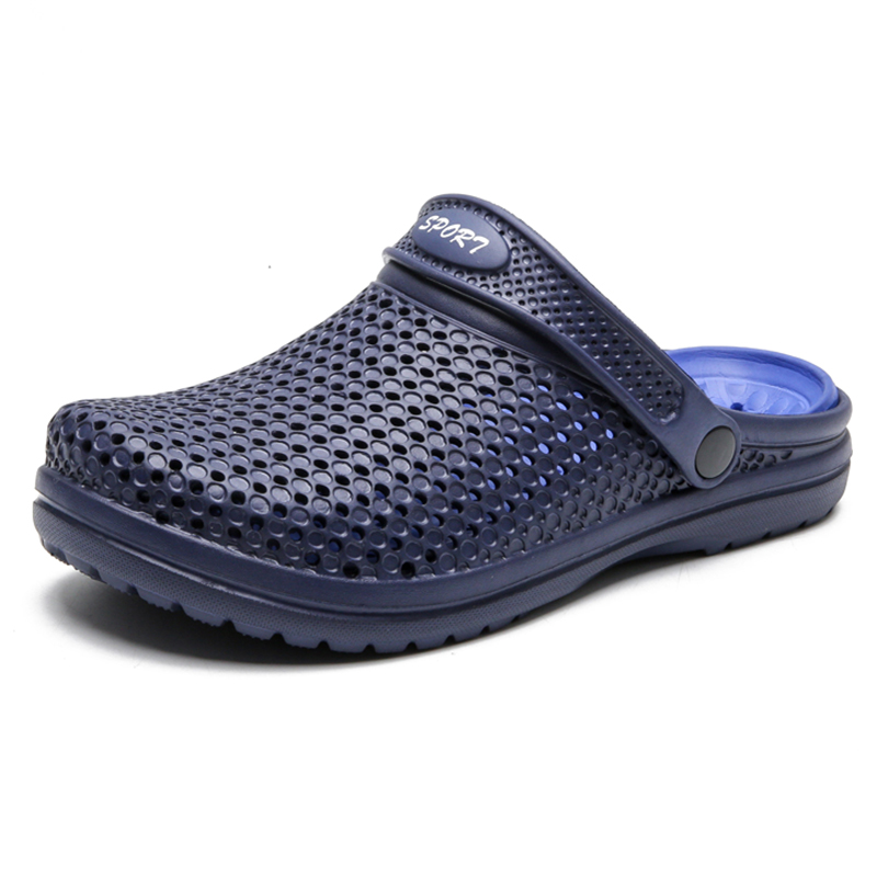 Summer Shoes Jelly Shoes Beach Men