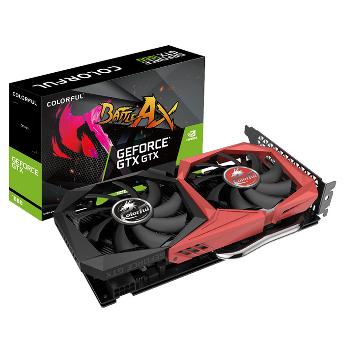 Colorful GeForce GTX 1660 6G Nvidia Graphics Card Sale, Price & Reviews | Gearbest