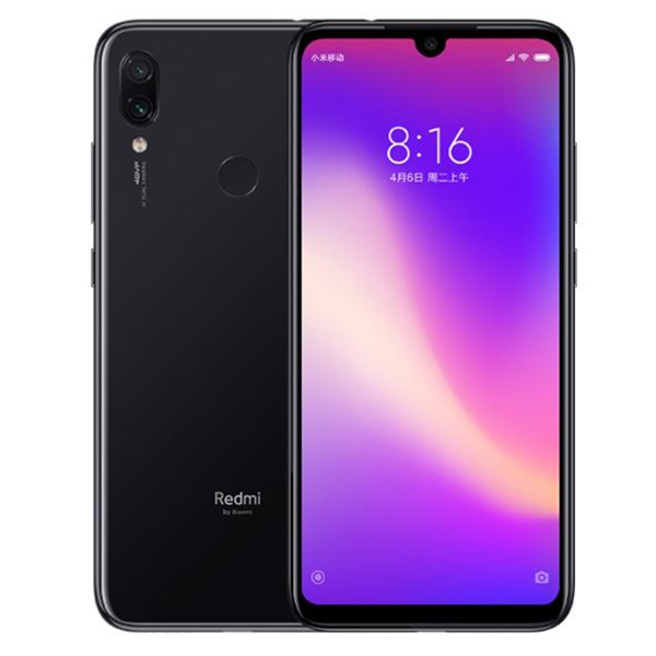Xiaomi Redmi Note 7 Pro Black Cell phones Sale, Price & Reviews | Gearbest