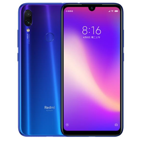 Xiaomi Redmi Note 7 Pro Blue Cell phones Sale, Price & Reviews | Gearbest