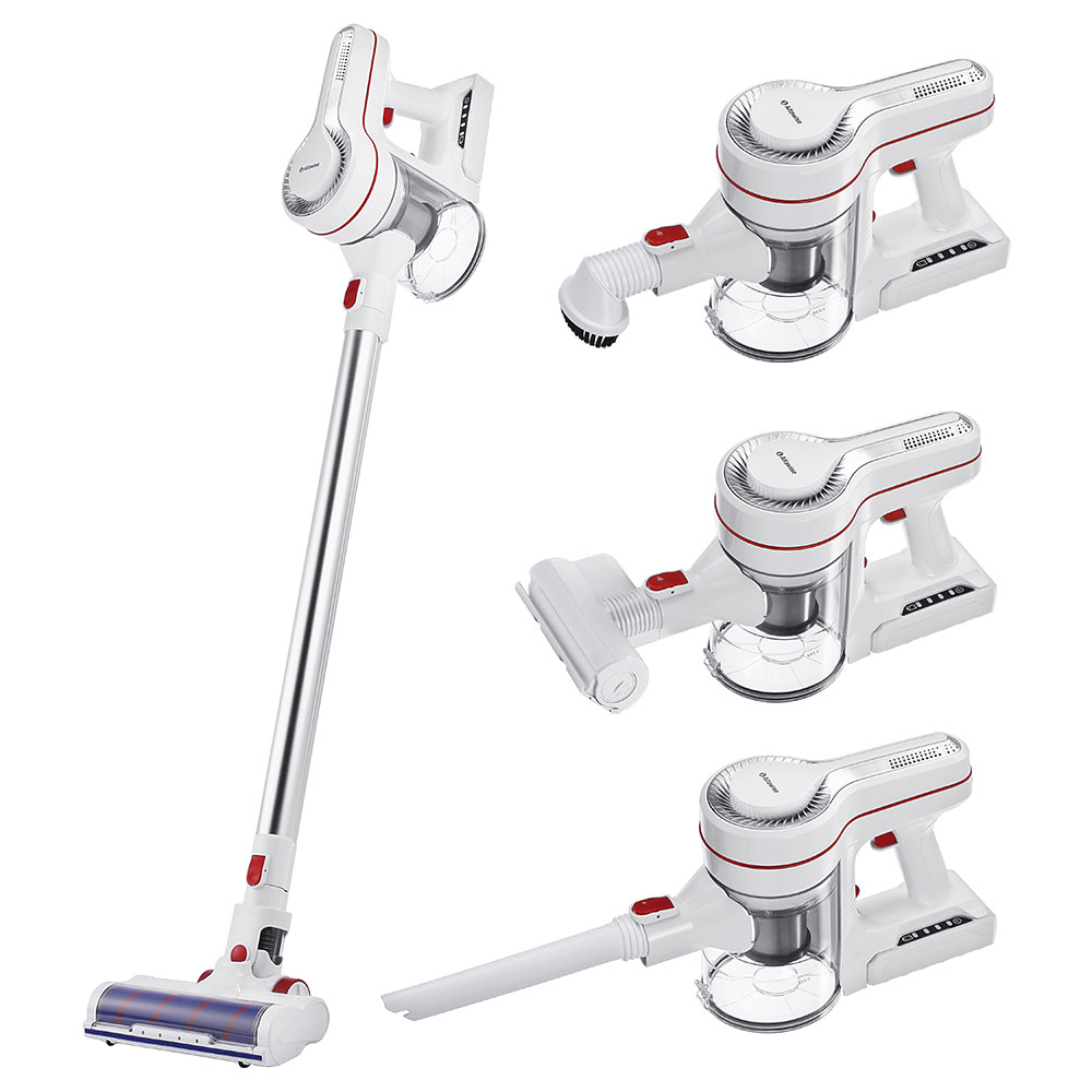 Alfawise AR182BLDC White EU Plug Upright Vacuums Sale, Price & Reviews | Gearbest