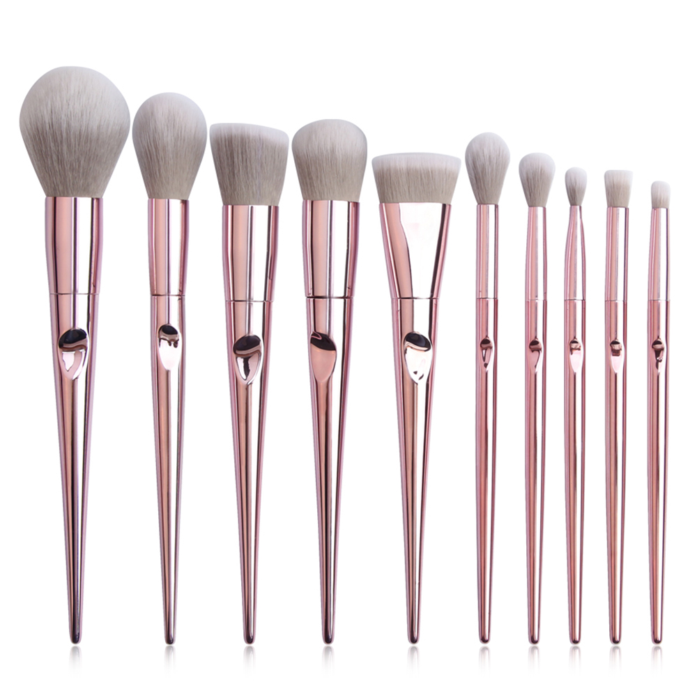 MAANGE 5752sb Portable Soft Makeup Brushes Beauty Tools 10pcs Sale, Price & Reviews | Gearbest