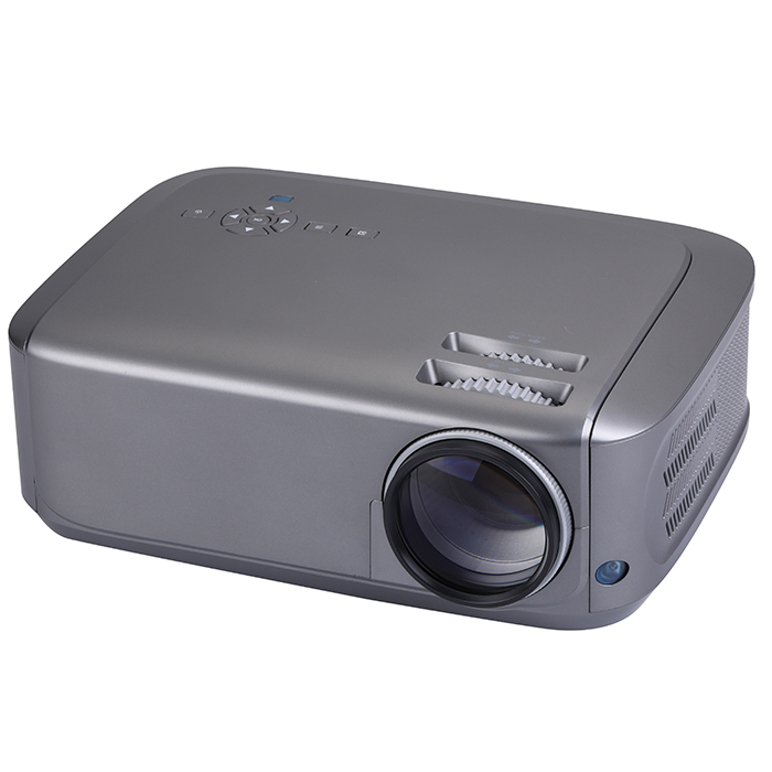 Flowfon XS Android Version 3500 Lumens Home Theater Projector Sale, Price & Reviews | Gearbest