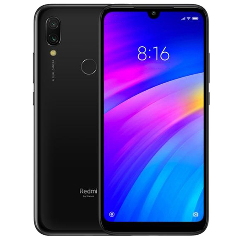 Xiaomi Redmi 7 Black Cell phones Sale, Price & Reviews | Gearbest