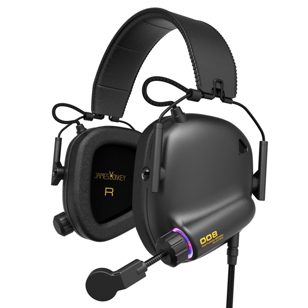 James Donkey 008 Immersive Gaming Headset Game Headphone Sale, Price & Reviews | Gearbest