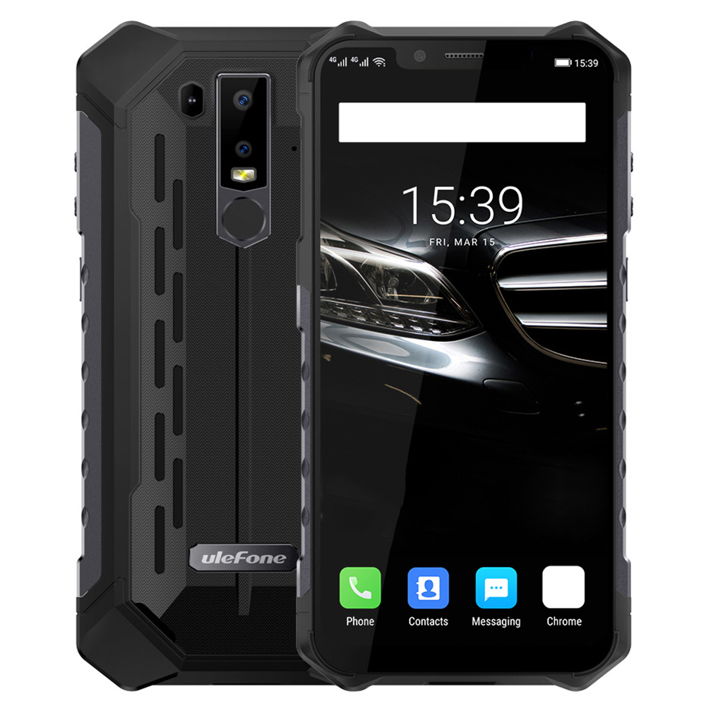 Ulefone Armor 6E Black EU Version Cell phones Sale, Price & Reviews | Gearbest