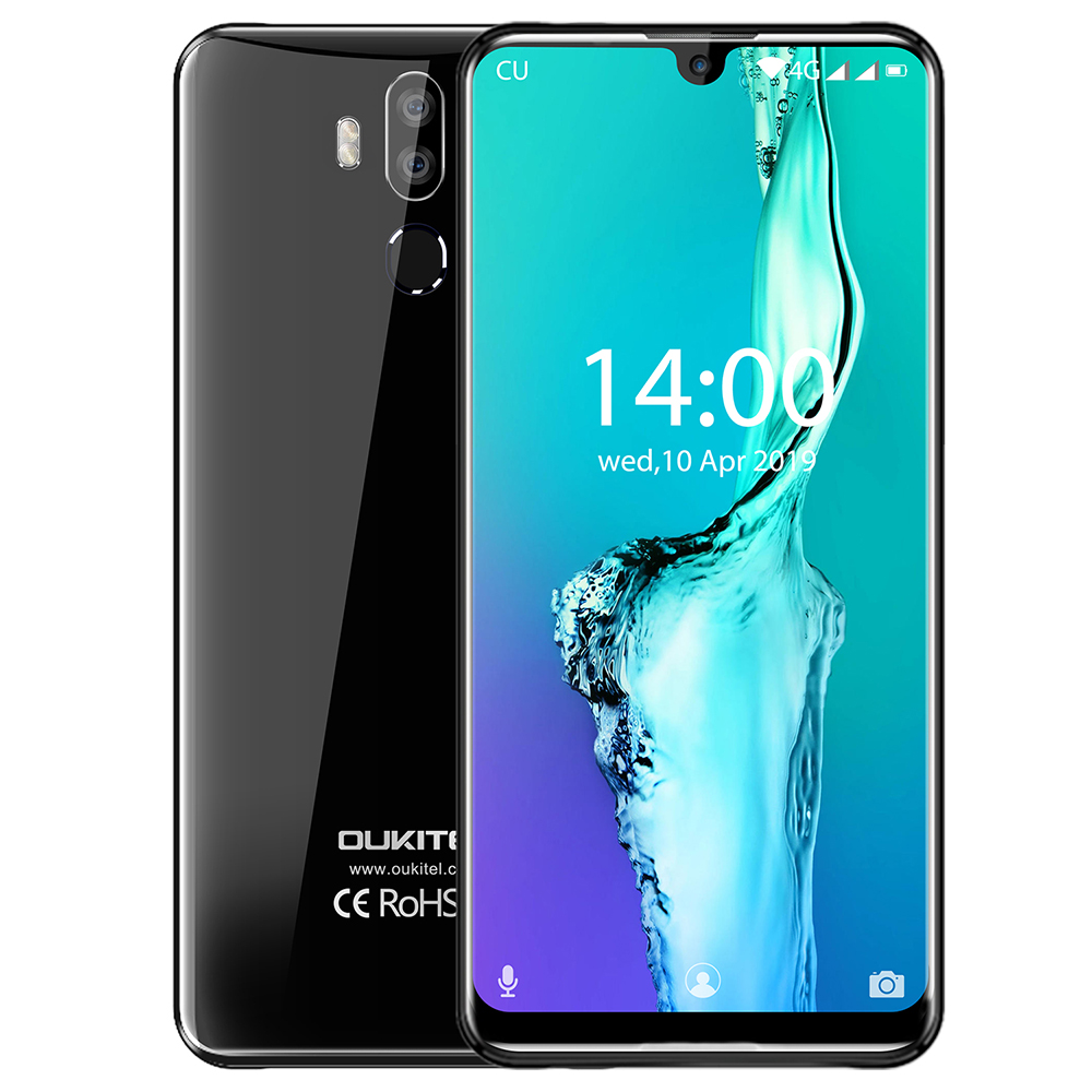 OUKITEL K9 Black Cell phones Sale, Price & Reviews | Gearbest