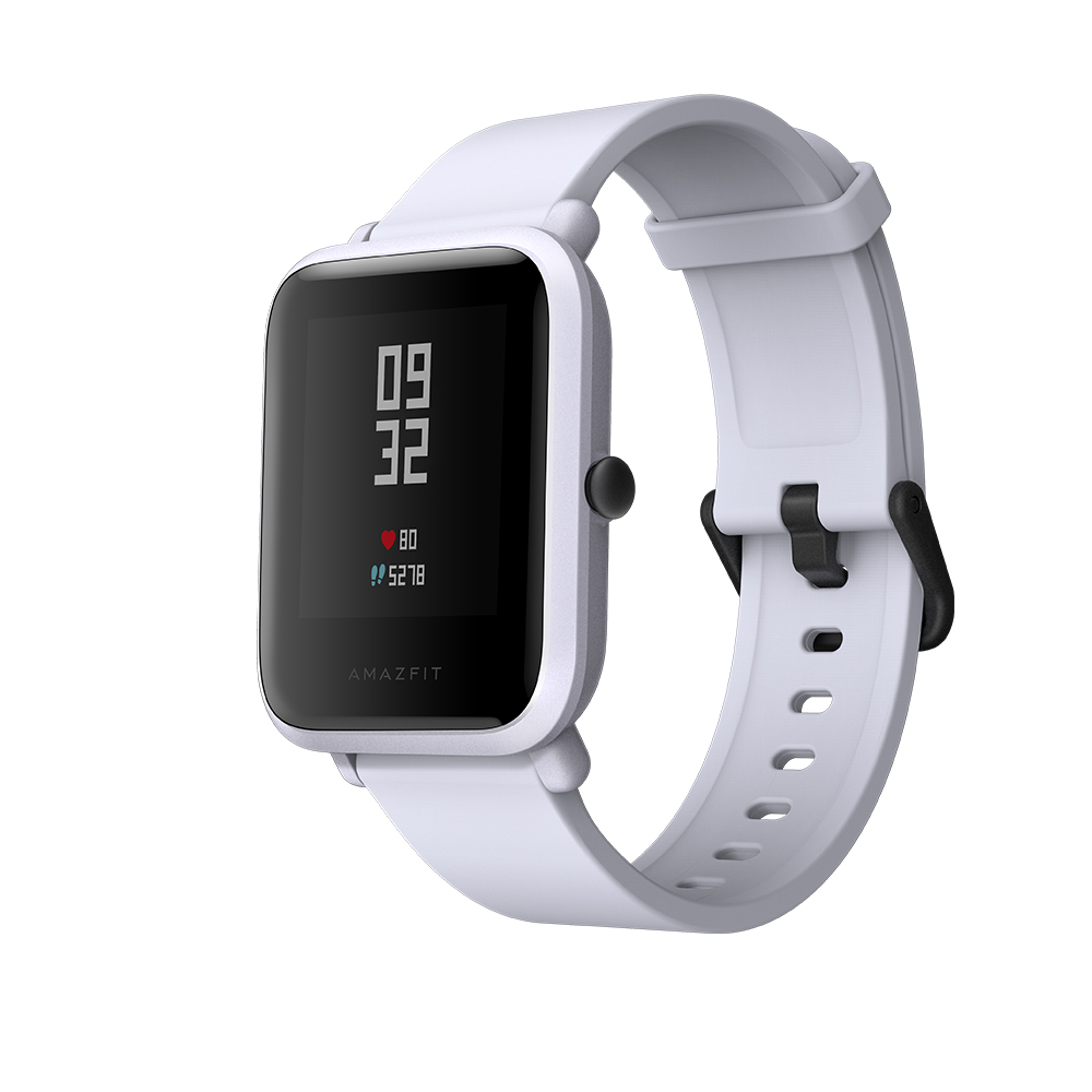 AMAZFIT A1608 Bip Light Gray Smart Watches Sale, Price & Reviews | Gearbest