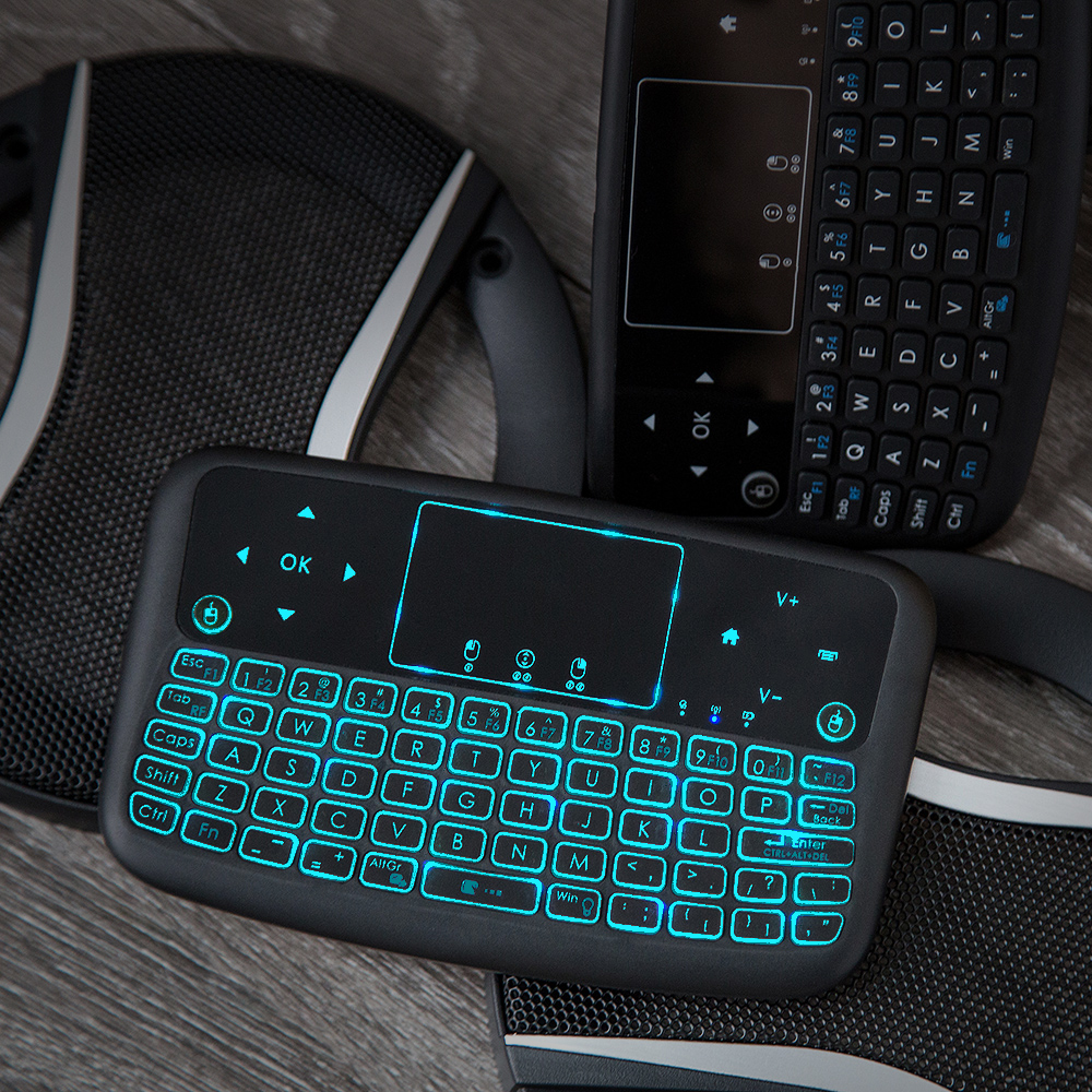 Alfawise A9 New Touch 2.4GHz Wireless Keyboard