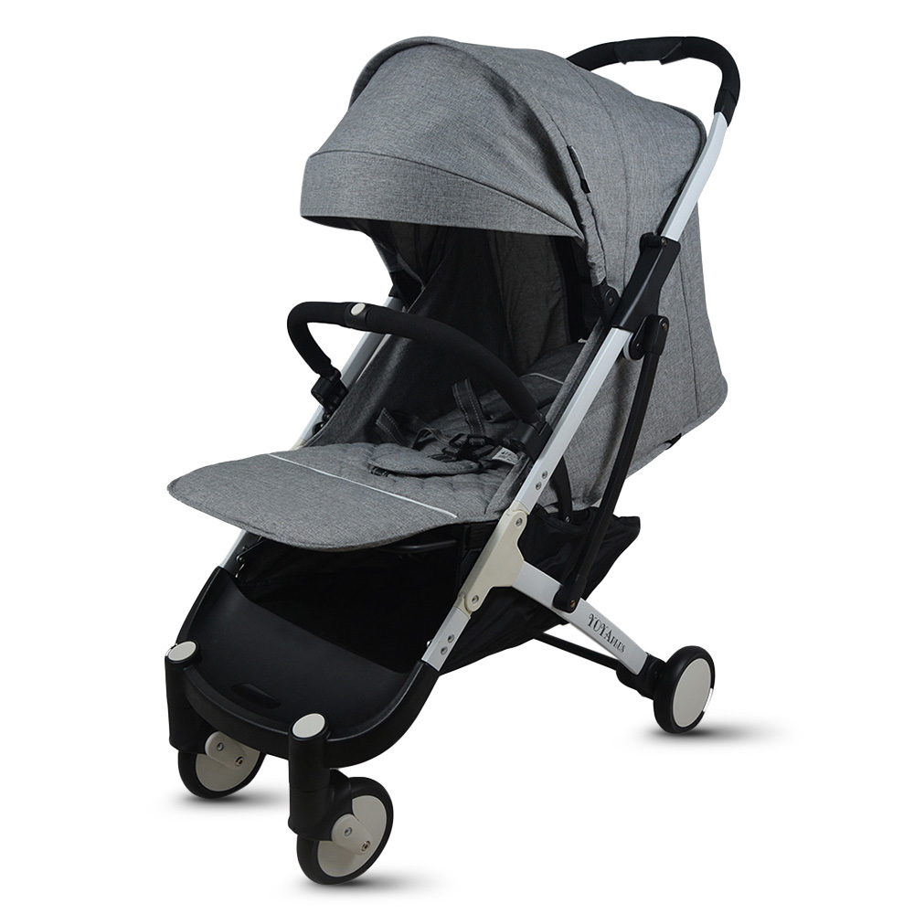 YOYAplus A09 Gray Cloud White support Baby Stroller Sale, Price & Reviews | Gearbest