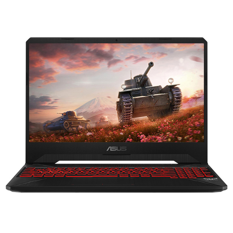 ASUS FX80 Gaming Laptop - BLACK