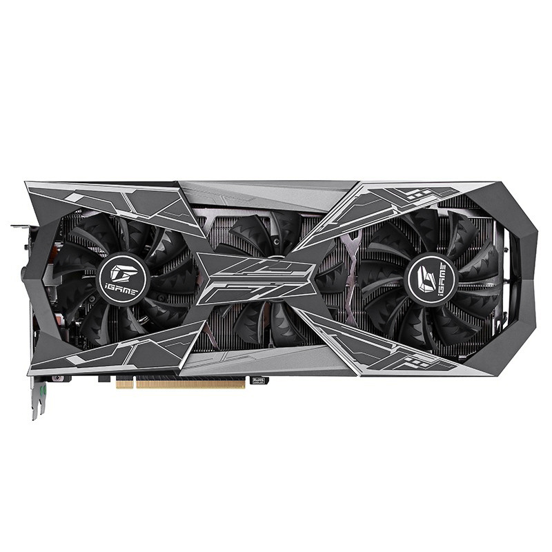 Colorful iGame GeForce RTX 2080 Ti Vulcan X OC Gaming Graphics Card - BLACK