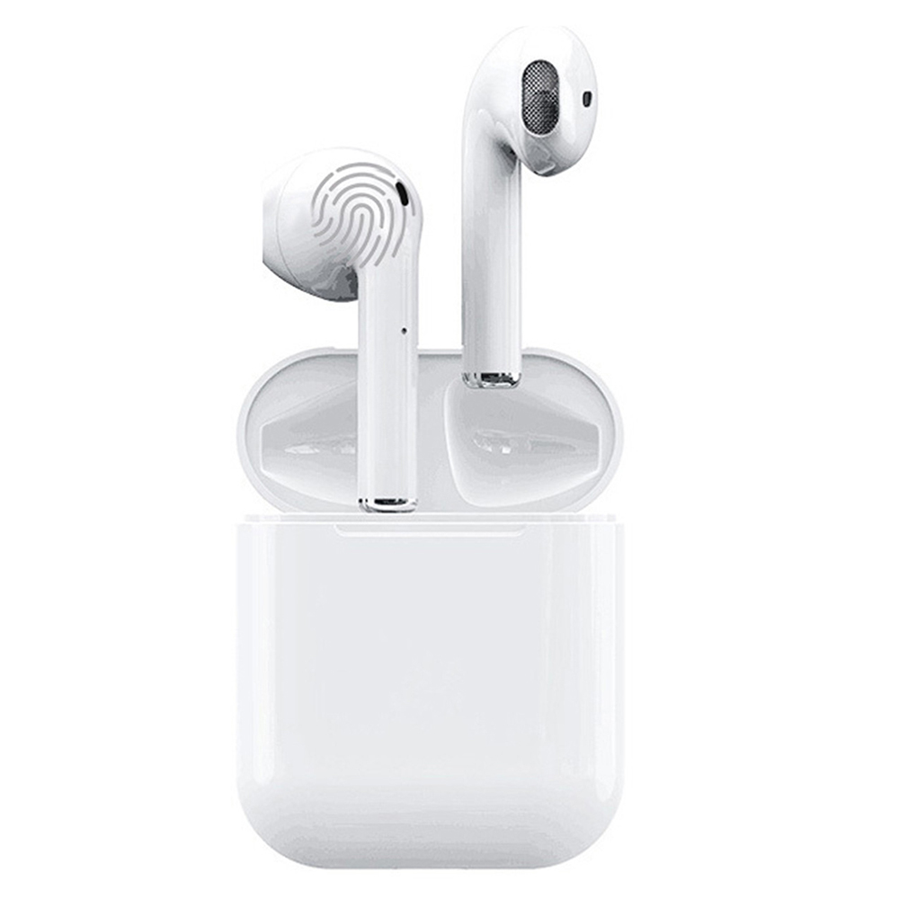 I12 Bluetooth Earbuds White Bluetooth Headphones Sale Price Reviews Gearbest