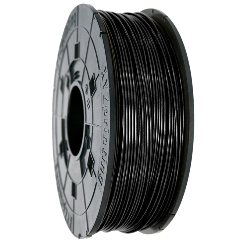 XYZprinting PLA 3D Printer Filament 1.75mm 600g for XYZprinting Da Vinci 1.0  1.0AiO  1.0A Black