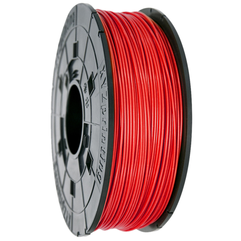 XYZprinting ABS 3D Printer Filament 1.75mm 600g for XYZprinting Da Vinci 1.0 Pro  1.0  1.0A  1.0 AiO Red