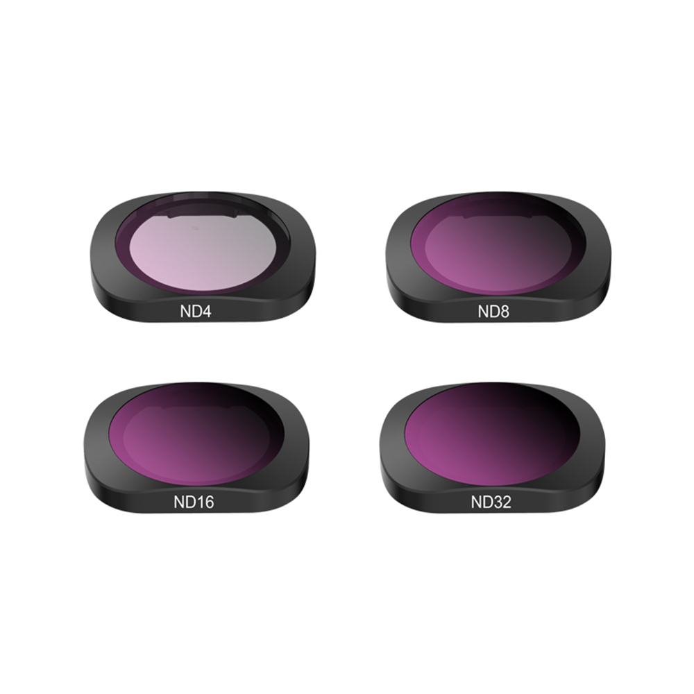 MCUV//CPL//ND4//ND8//ND16//ND32 Camera Lens Filters Kits for FIMI Palm Gimbal Camera