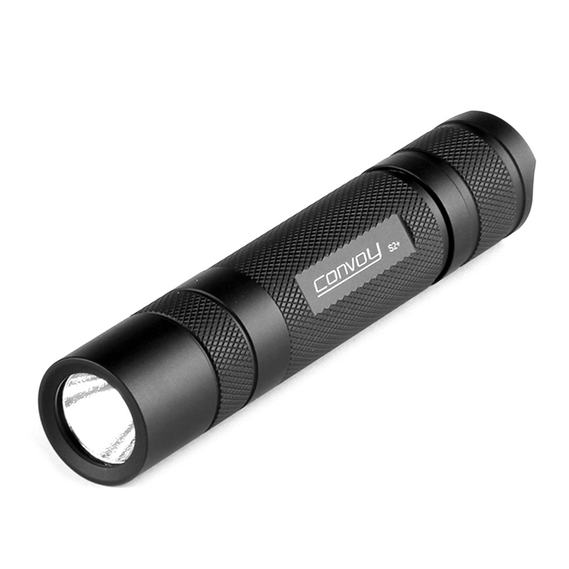 Convoy MK  S2 + Black LED Multi-function Flashlights Sale, Price & Reviews | Gearbest
