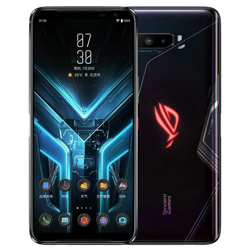 ASUS ROG Phone 3- Black 12+128 865