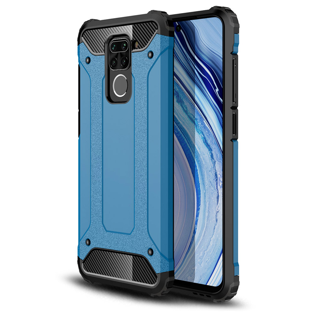 ASLING Armored Protection Phone Case Suitable for Xiaomi Redmi Note 9