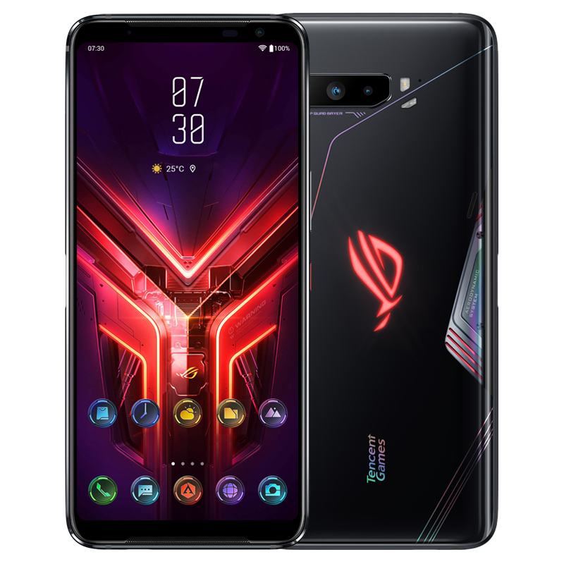 ASUS ROG Phone 3 - Black 12+128 865+