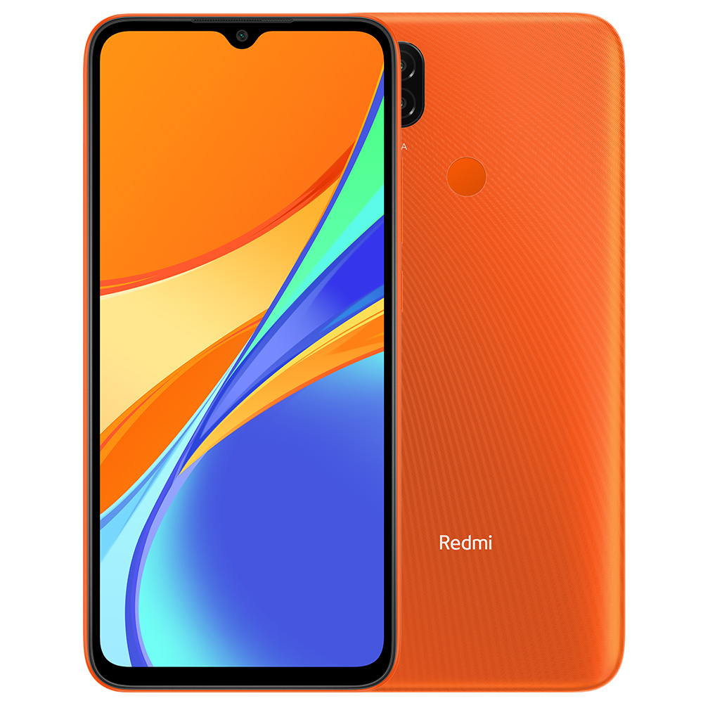 Xiaomi Redmi 9C - Orange 2GB+32GB