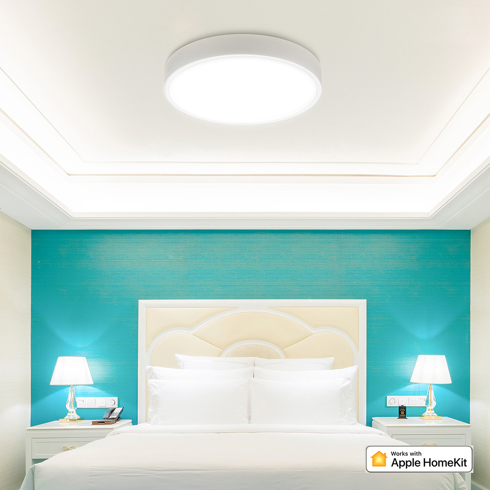 Yeelight YLXD41YL 320mm Smart LED Ceiling Light Upgrade Version   Xiaomi Ecosystem Product    White EU Coupon Code and price! - $70