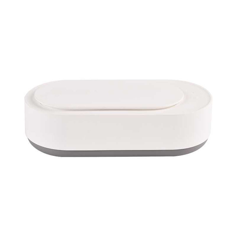 Xiaomi EraClean Home Ultrasonic Cleaner 45000Hz High Frequency Vibration Cleaning Machine - WHITE