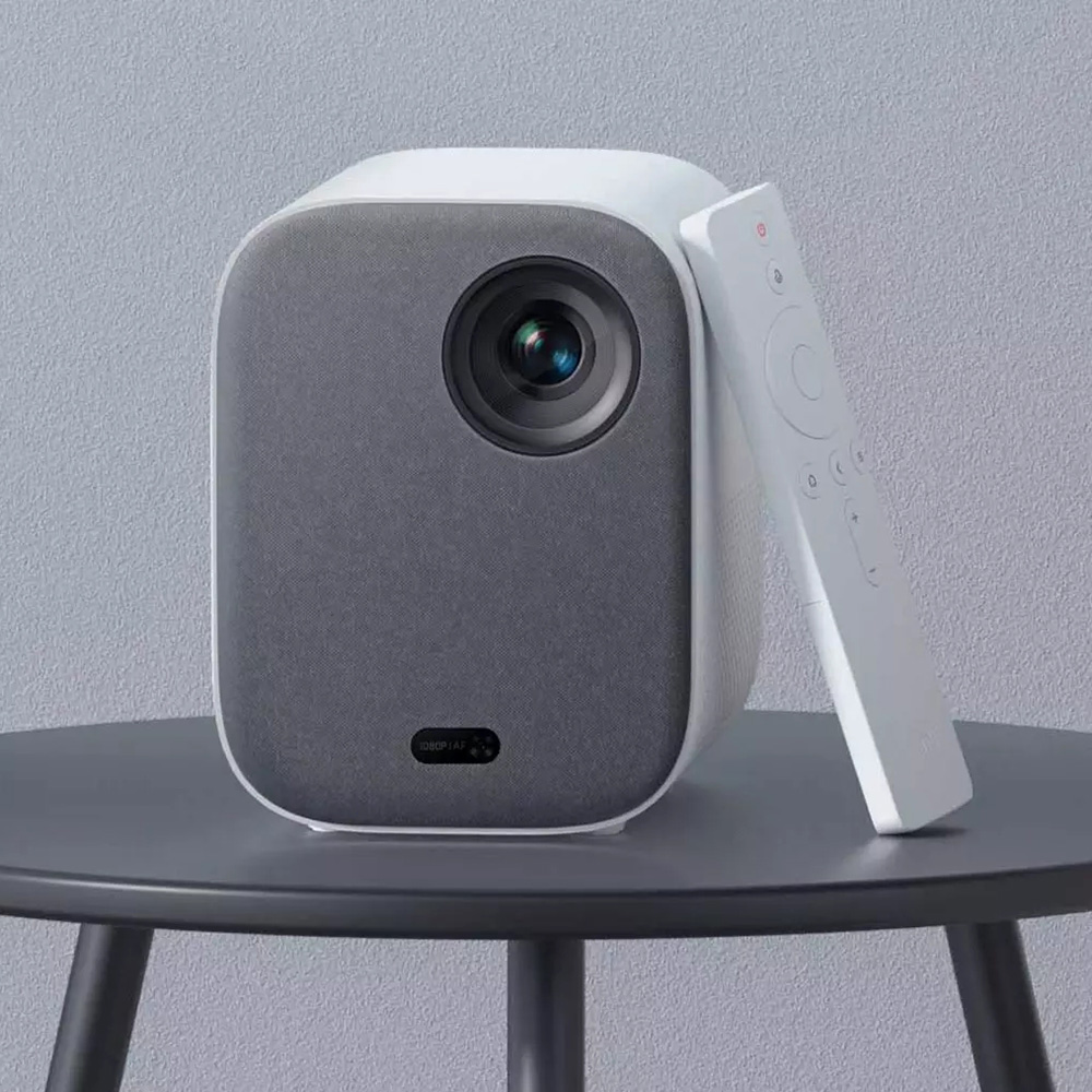 Mijia DLP Projector Youth Edition 2 CN Version  White Chinese Plug  2 pin Coupon Code and price! - $500