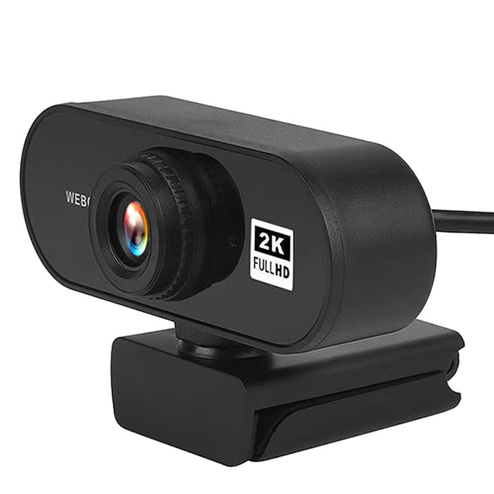 gocomma 2K Full HD USB Webcam