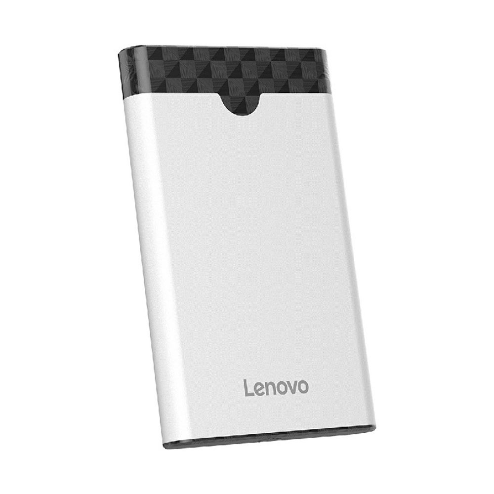 Lenovo S-03 2.5 inch HDD Case USB 3.0 to SATA External Hard Drive Enclosure 2.5 inch USB 3.1 Type C HDD SSD Hard Disk Case Box