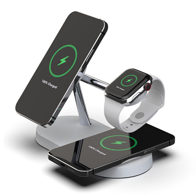 Multi-function 5-in-1 Magnetic Wireless Charger